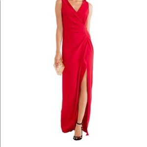 Lanvin 2016 NWT Red Evening Gown